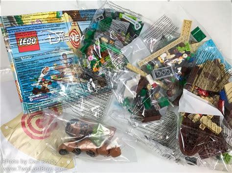 Lego Petualangan Moana 3 lego disney moana review two lost boys