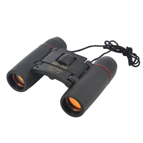 Binoculars High Definition Vision Concert 30 X 60 Teropong Bin 30 x 60 vision style folding binoculars with zoom function active gear and apparel