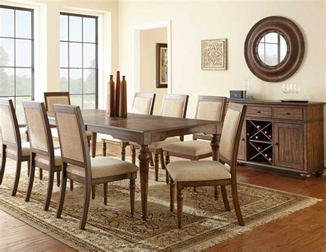 cloverdale dining room table set clearance sale
