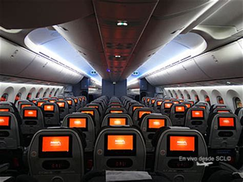 cabina ejecutiva avianca desde scl avianca destaca su apuesta por chile pese a una