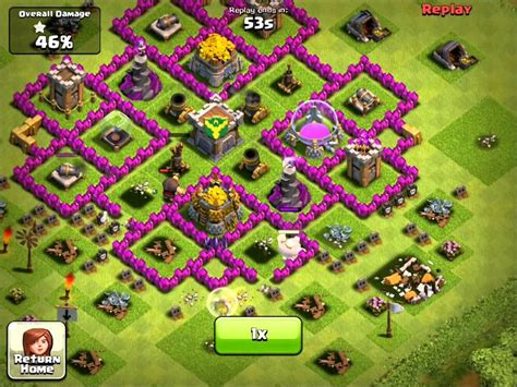 th7 war base layout defense th7 clash of clans goonsquadelite th7 war defence myideasbedroom com