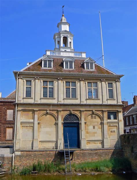customs house kings lynn west norfolk including custom house