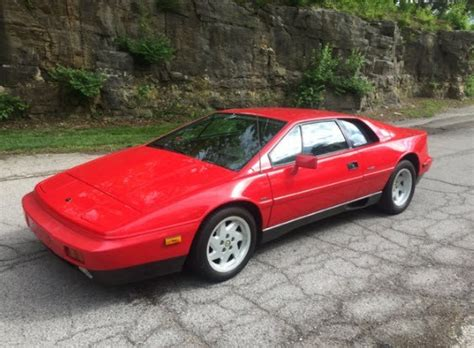 how things work cars 1989 lotus esprit parental controls 1988 lotus esprit turbo for sale in missouri dirty old cars