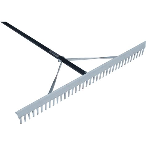 landscaping rake 36 inch area rental sales
