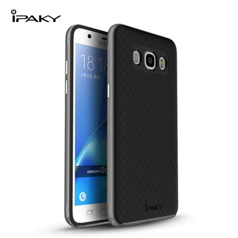 Promo Ipaky 360 Samsung J7 Plus J7 Cover Hardcase aliexpress buy ipaky for samsung galaxy j7 2016 cover silicone pc frame 2 in 1 back