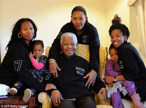 facts about nelson mandela family life nelson mandela death how his family are at war over his 163