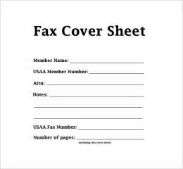 Fax Cover Sheet Pdf by Sle Modern Fax Cover Sheet 6 Documents In Pdf Word