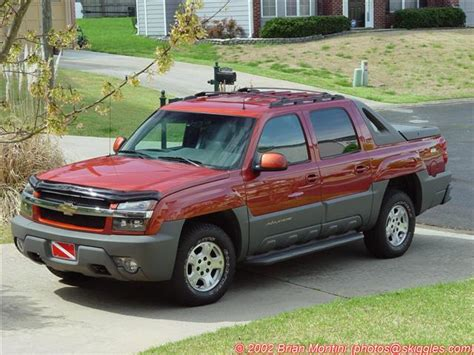 Roof Rack For Chevy Avalanche 2002 Roof Rack