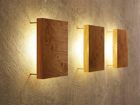 Moderne Wandleuchten by Moderne Wandleuchte Aus Holz Uniic Roomido