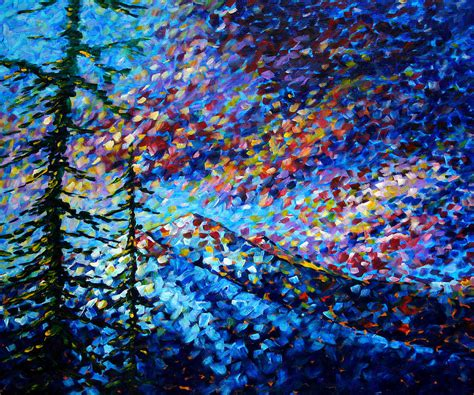 painting impressionism modern large original original abstract impressionist landscape contemporary