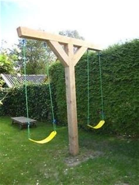 t frame swing set 1000 ideas about backyard swings on pinterest backyard