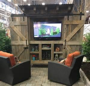 patio tv stand best 25 outdoor tv cabinets ideas on outdoor