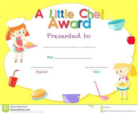 chili cook award certificate template template chili cook award certificate template