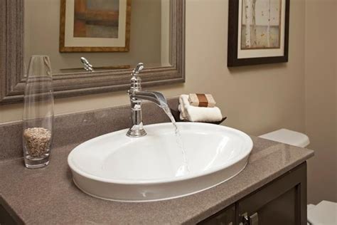 Custom Sinks For Bathrooms by Custom Sink Faucets For Bathroom Useful Reviews Of