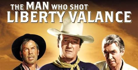 Who Played Liberty Valance In The the who liberty valance 1962 august 8 at 7pm