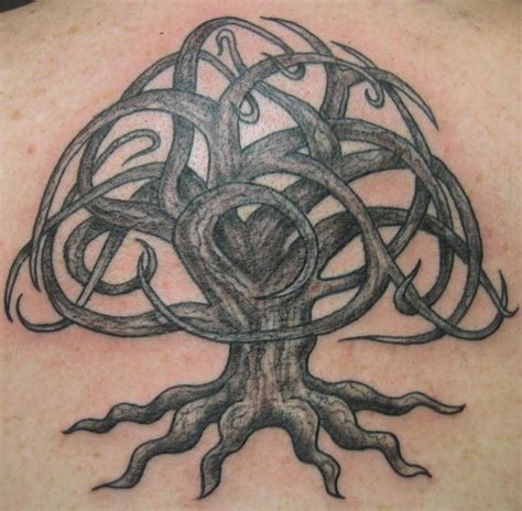 celtic tree tattoo designs great knot tattoos pictures tattooimages biz
