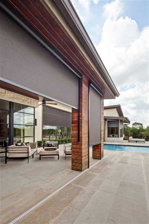 awnings austin texas patio awnings shades modern patio austin by