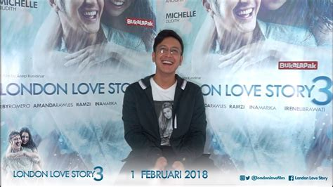 apa saja soundtrack film london love story 10 questions for dimas anggara london love story 3 youtube