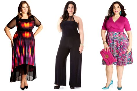 plus size clothing tips for different types plus