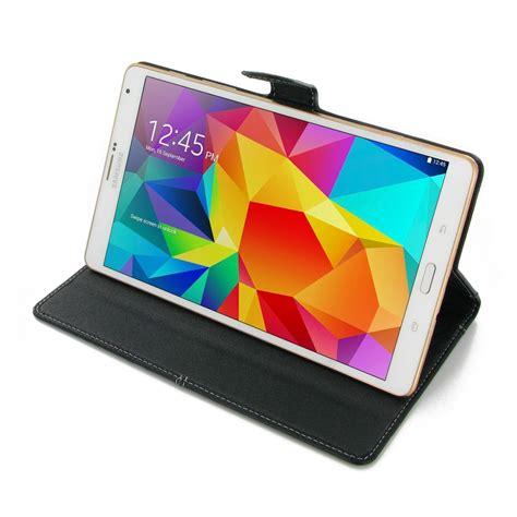 flip samsung tab s 8 4 samsung galaxy tab s 8 4 leather smart flip carry cover