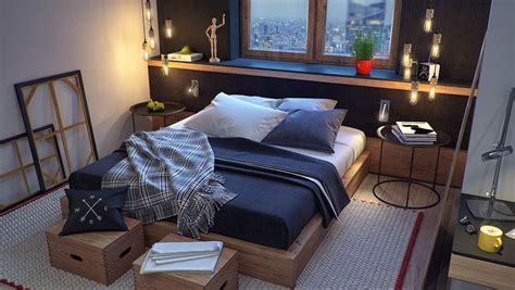 Ideas For Masculine Bedroom Design Masculine Bedroom Interior Design Ideas Fnw