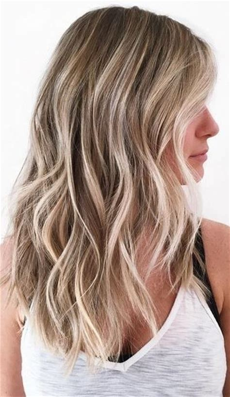 cute highlights blonde best 25 partial blonde highlights ideas on pinterest