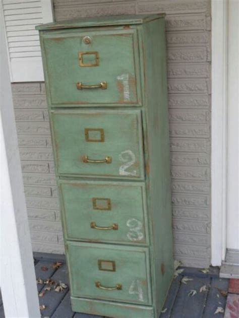 how to paint a filing cabinet best 25 painting metal cabinets ideas on