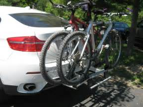 bike rack installed