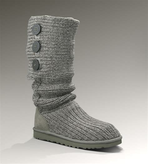 Ugg Classic Cardy Boots 5819 Grey Outlet Store Ugg Classic Cardy Boots 5819 Grey Popular Ugg 056 95 99 Uggs Canada On Sale Ugg Outlet