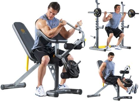 golds gym workout bench walmart gold s gym workout bench rack just 139 free shipping reg 179