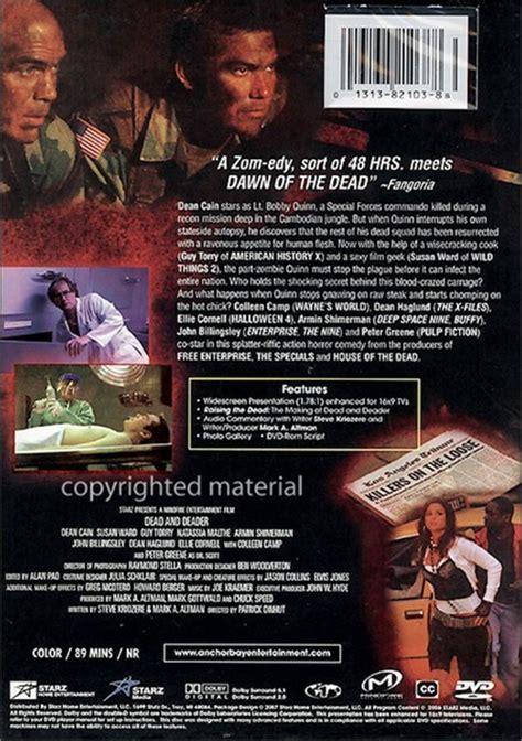 dead and deader 2006 full movie dead and deader dvd 2006 dvd empire