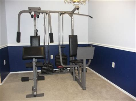 weider pro power stack home excellent condition ebay