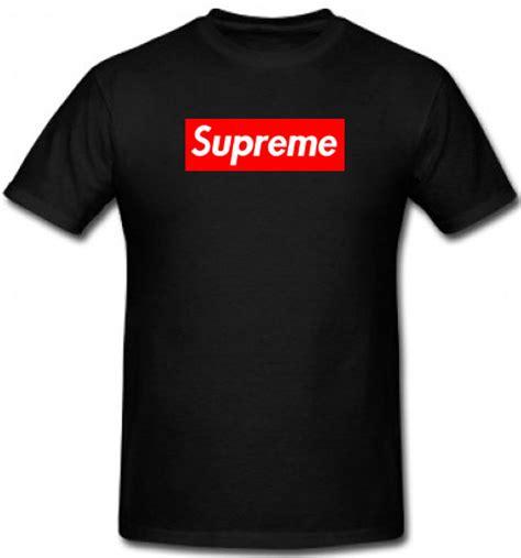 T Shirt Supreme Logo supreme box logo t shirt top high quality gift black