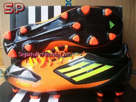 Sepatu Bola Adidas F10 Original adidas f10 trx fg black electric warning sepatu bola