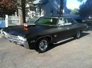 buy used 1968 impala 4 door top streetrod in west