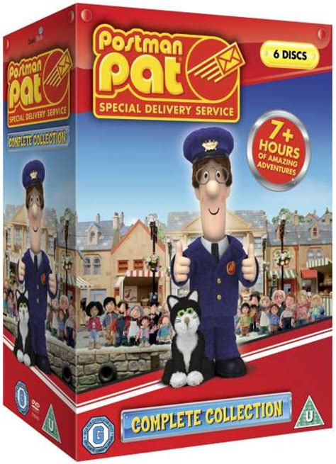 Cjr The Special Dvd Original postman pat special delivery service complete