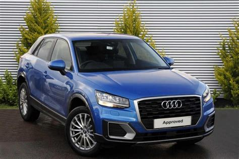 audi 6 estate used 2016 audi q2 1 6 tdi se 5dr for sale in cheshire