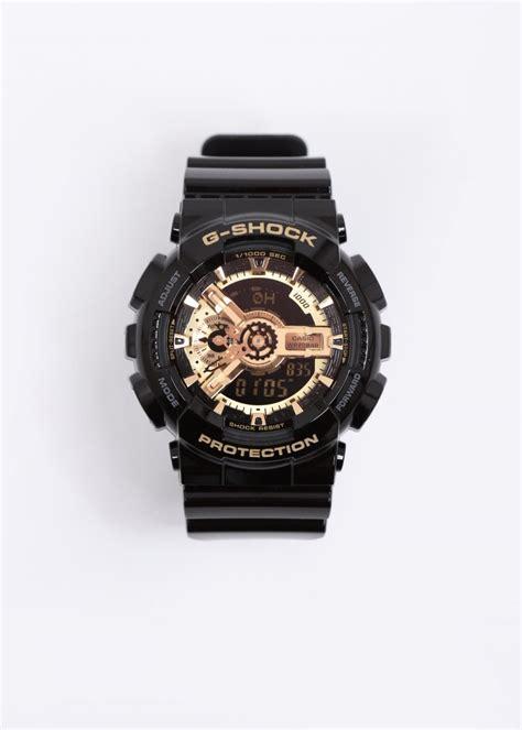 g shock ga 110gb 1aer black gold