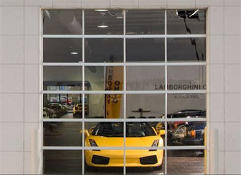 commercial garage doors haas aluminum overhead doors for