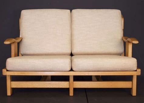 1950s living room furniture 1950s living room suite by guillerme et chambron at 1stdibs