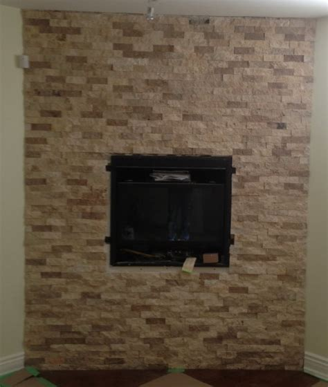 Renovating Brick Fireplace by Fireplace Renovation And Installation In Toronto