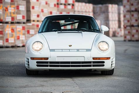 porsche 959 price porsche 959 sport auctioned for a price of 2 million