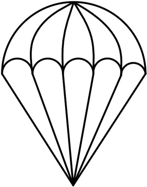 parachute sheets parachute coloring pages az coloring pages