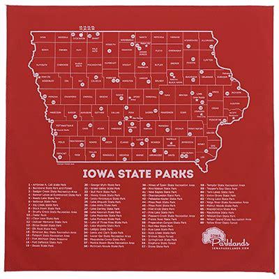 iowa state cus map rock creek state park iowa parklands