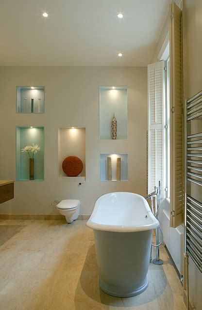 belsize bathrooms belsize park house contemporary bathroom london by helene dabrowski interiors