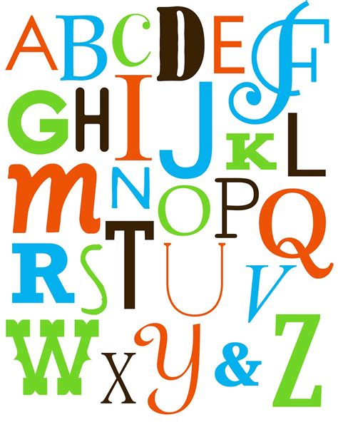 printable letters alphabet art printable vixenmade parties