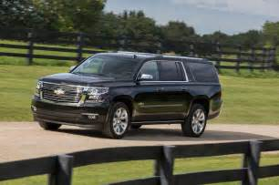 Chevrolet Tahoe Or Suburban 2015 Chevrolet Tahoe Suburban Z71 And Edition Revealed