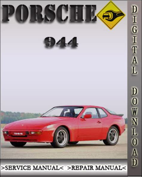 porsche mechanic salary porsche 944 factory service repair manual download