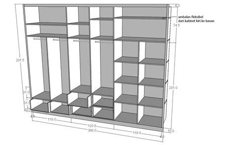 Multiplek Putih interior furniture kitchen set wardrobe kayu putih