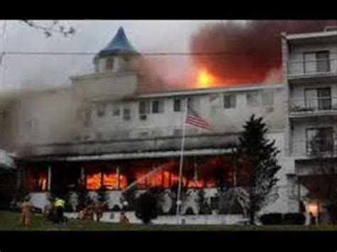 dirty dancing hotel dirty dancing hotel goes up in flames youtube